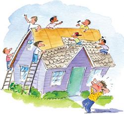 Продажа дома: продажа жилого дома